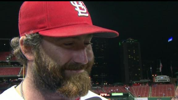 Video - Jason Motte After Game 3