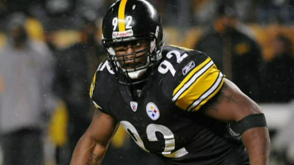 James Harrison says he's had a dozen undisclosed concussions