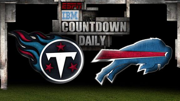 Video - Countdown Daily Prediction: Titans-Bills