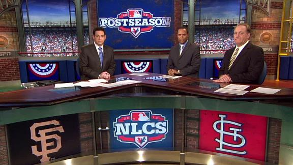 Video - NLCS Game 4 Preview