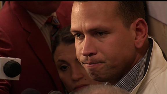A-Rod says he'll be back with Yanks next year