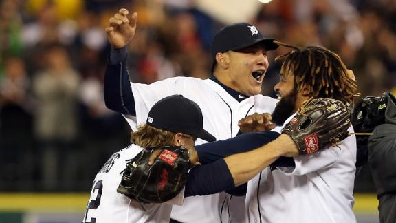 Video - Tigers Headed To World Series