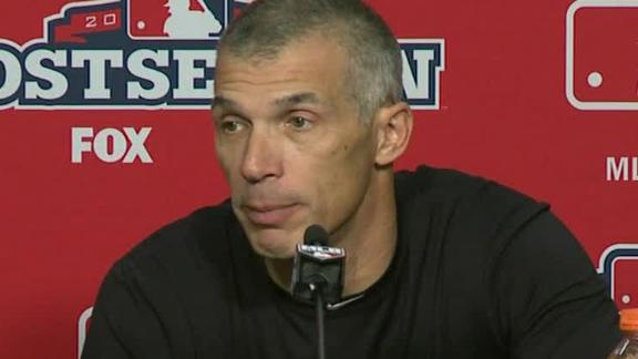 Video - Joe Girardi On The Yankees Falling To The Tigers