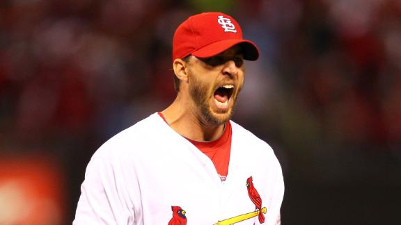Video - Wainwright Outduels Lincecum In Game 4