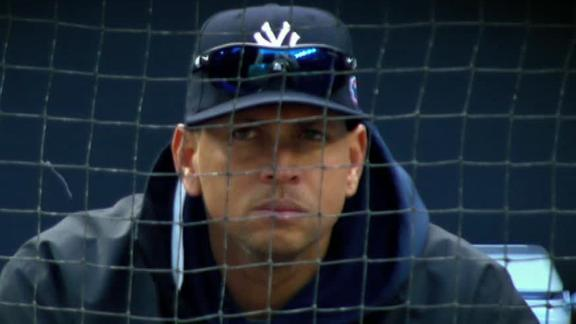 Video - Vanishing A-Rod