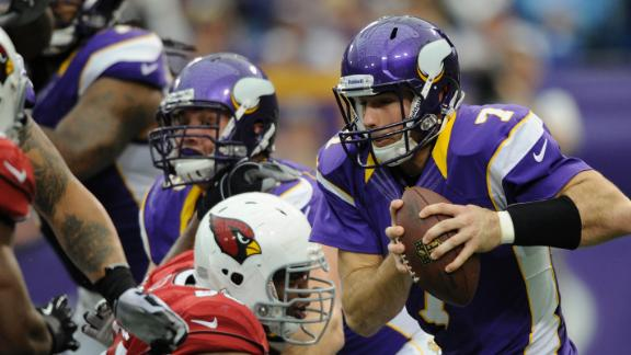 Rapid Reaction: Vikings 21, Cardinals 14