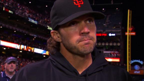 Video - Barry Zito On Game 1 Win