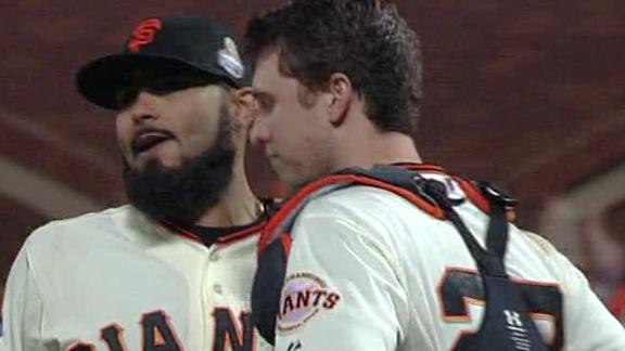 Video - Giants Blank Tigers In Game 2 Of The World Series