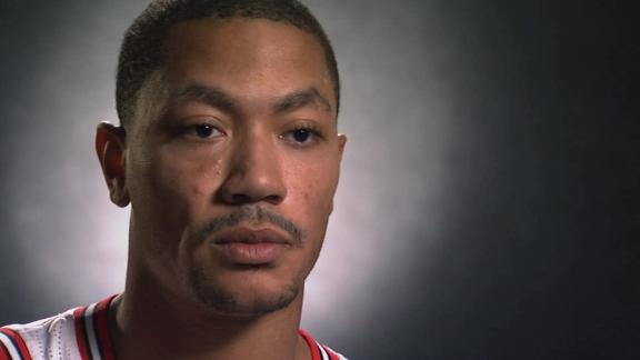 Video - Derrick Rose Convo