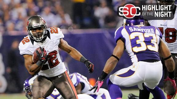 Wrap-up: Buccaneers 36, Vikings 17