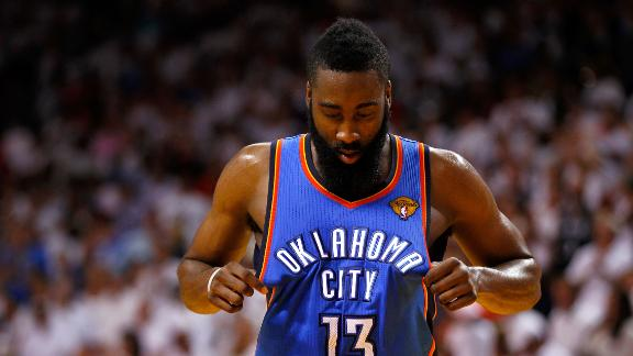 Video - Thunder Winners In Harden Trade