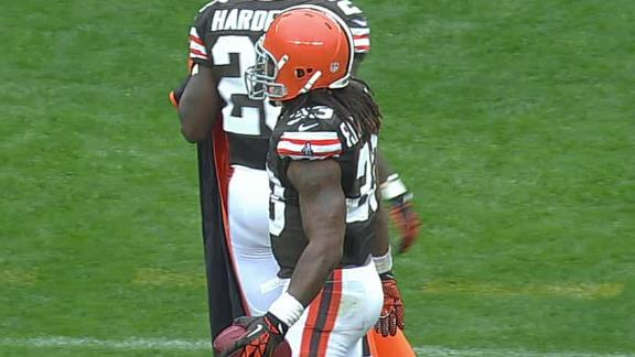 Wrap-up: Browns 7, Chargers 6