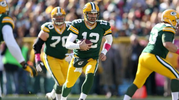 Video - Packers Hold Off Jaguars, 24-15