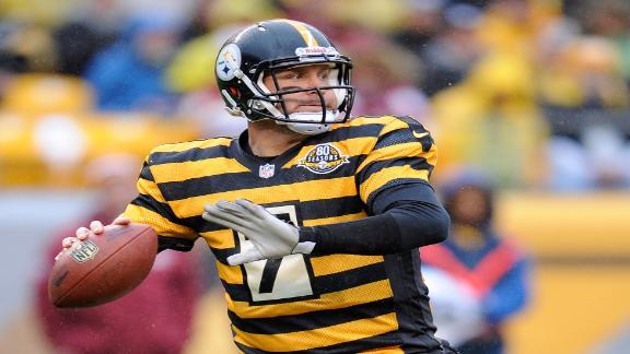 Video - Big Ben Leads Steelers Past Redskins