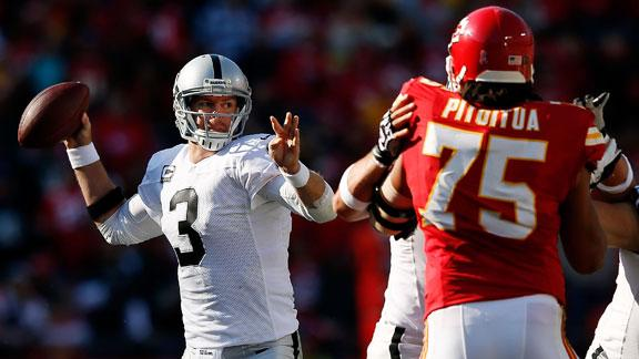 Video - Sunday Blitz: Raiders-Chiefs Recap