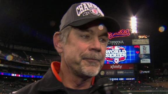 Video - Bochy Talks Title