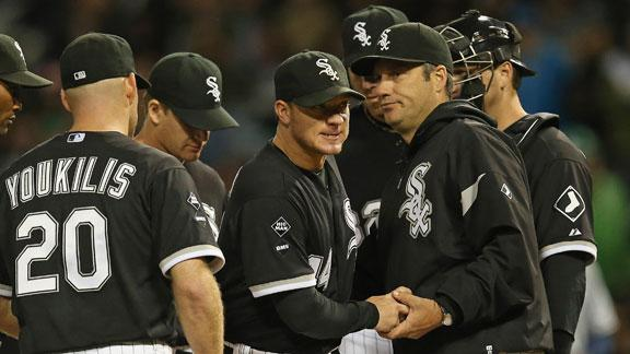 Video - White Sox Extend Jake Peavy