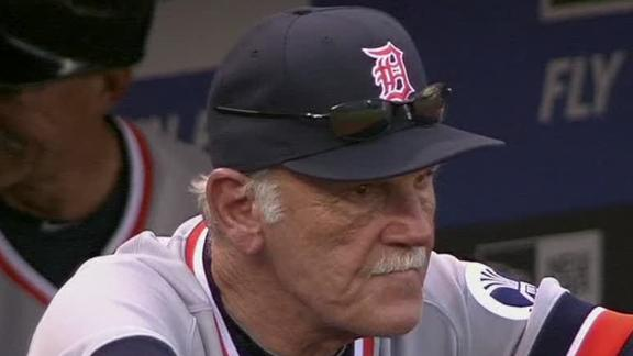 Video - Tigers Bring Back Leyland