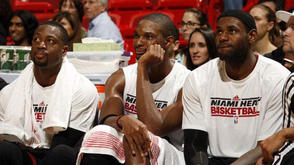 Video - Biggest Threat To Heat In The East