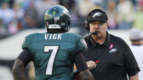 Eagles' Jackson says Vick 'still an elite QB'