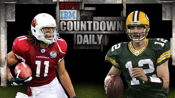 Video - Countdown Daily AccuScore: ARI-GB