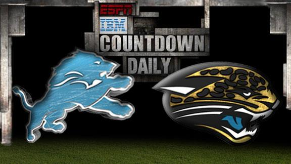 Jaguars might be down 3 starting DBs vs. Lions