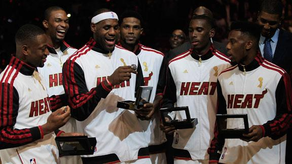 Video - Should Heat Go After Bulls' Single-Season Wins Record?