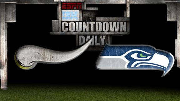 Video - Countdown Daily Prediction: Vikings-Seahawks