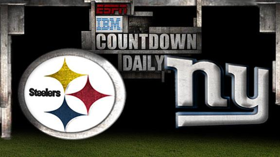 Giants' Tuck: Steelers get benefit of calls