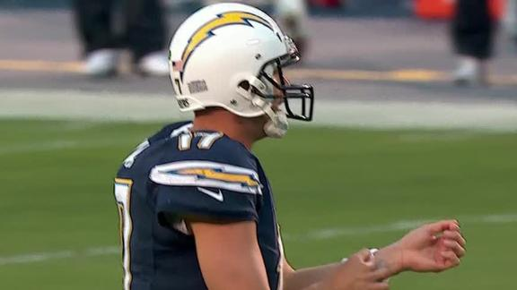 Video - Chargers Hand Chiefs Fifth Straight Loss
