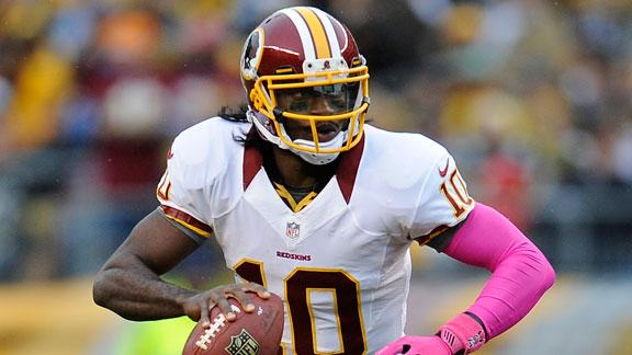 Video - RG3 Rather Be Compared To Rodgers Than Newton