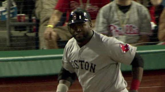 Video - David Ortiz Staying In Boston