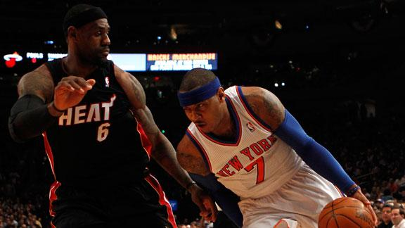 Video - It's Time For Carmelo