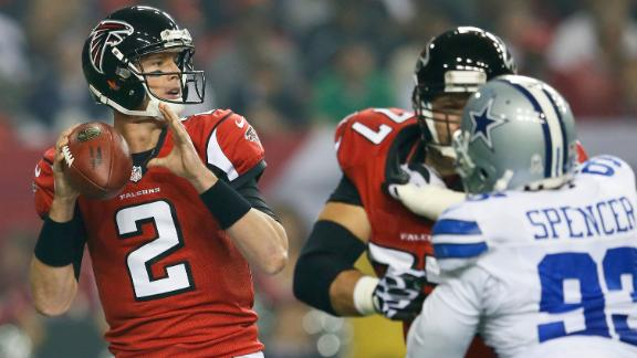 Rapid Reaction: Falcons 19, Cowboys 13