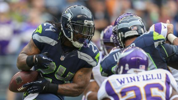 Rapid Reaction: Seahawks 30, Vikings 20
