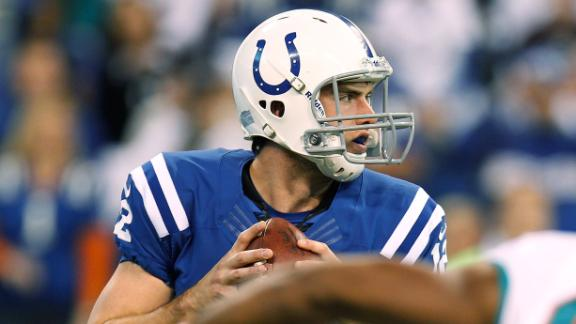 Video - Colts Edge Dolphins