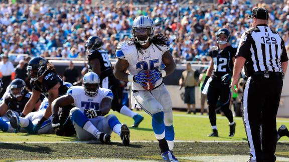 Video - Lions Run Over Jaguars, 31-14
