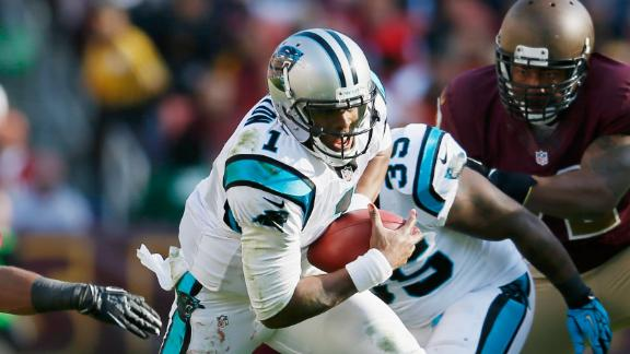 Wrap-up: Panthers 21, Redskins 13