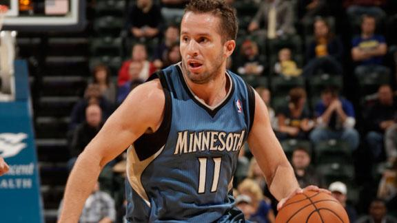 Wolves' Barea, Cavs' Sloan get flopping warnings
