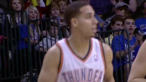 Video - Thunder Roll Raptors, 108-88