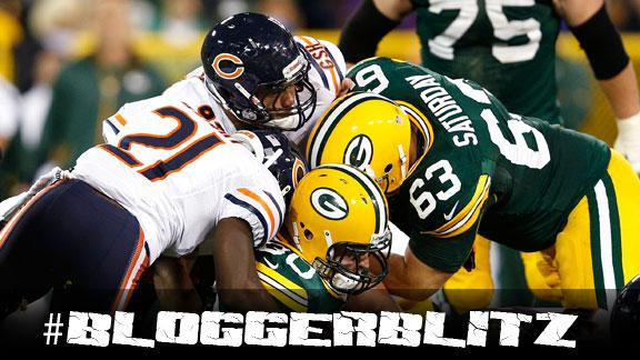 Blogger Blitz: An NFC North title game?