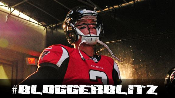 Blogger Blitz: Matt Ryan's big hurdle