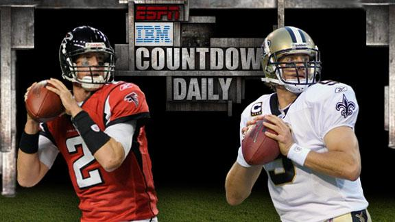 Video - Countdown Daily AccuScore: ATL-NO