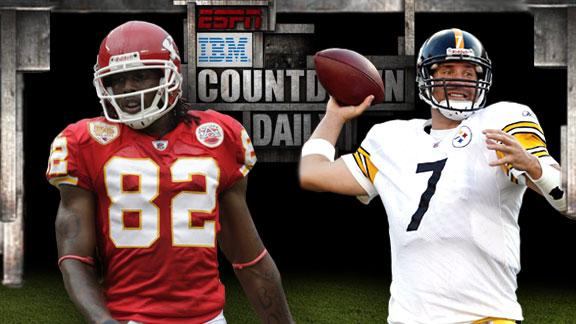 Video - Countdown Daily AccuScore: KC-PIT