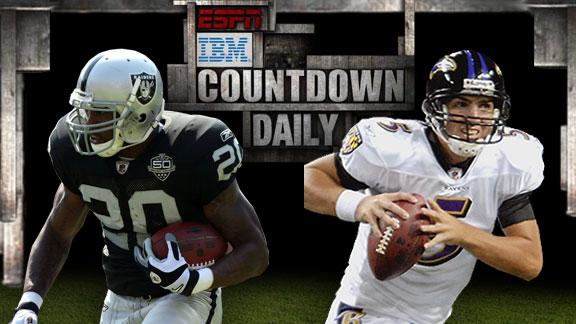 Video - Countdown Daily AccuScore: OAK-BAL
