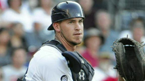 Padres catcher Grandal gets 50-game drug ban