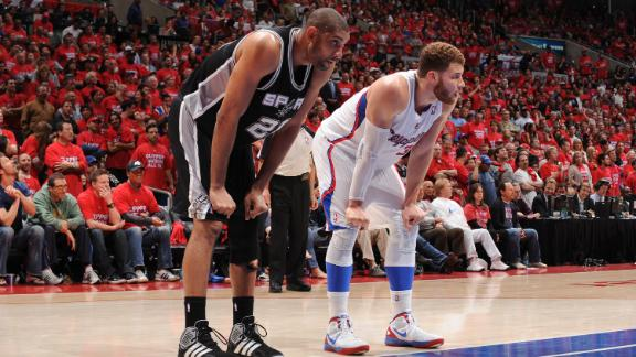 Video - Spurs-Clippers Preview