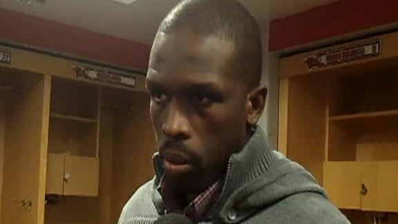 Video - Luol Deng On Bulls' Win