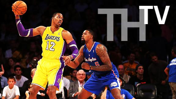 Video - TrueHoop TV: Dwight Howard