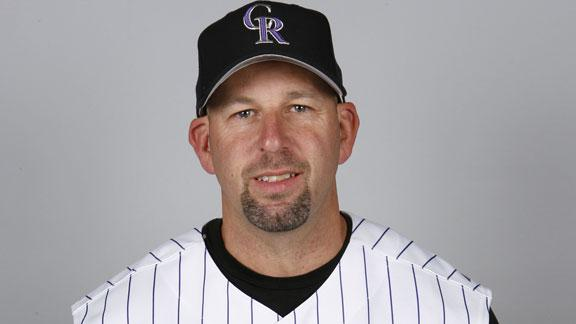 New Rockies manager Weiss: Work it out on fly
